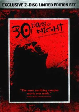 30 Days of Night (Widescreen) (2-DVD, Includes