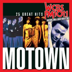 WCBS FM101.1 - Motown, Soul & Great Rock 'N Roll:
