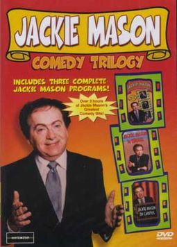 Jackie Mason - Comedy Trilogy (Equal Opportunity