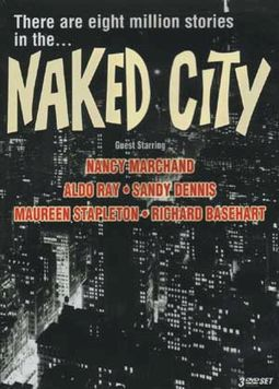 Naked City - Volume 2 (3-DVD)