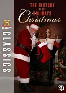 History Channel - The History of Christmas (4-DVD)