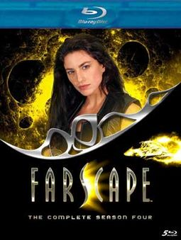 Farscape - Complete Season 4 (Blu-ray)