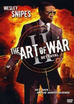 The Art of War II - Betrayal