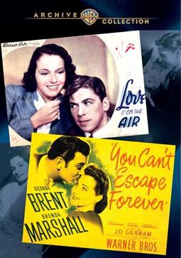 You Can't Escape Forever (1937) / Love Is On the