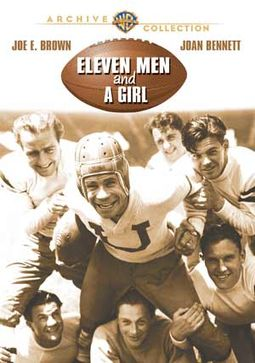 Eleven Men and a Girl (Full Screen)