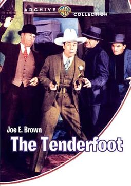 The Tenderfoot (Full Screen)