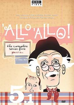 Allo 'Allo! - Complete Series 5, Part 1 (2-DVD)