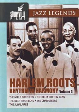 Harlem Roots: Rhythm in Harmony, Volume 3