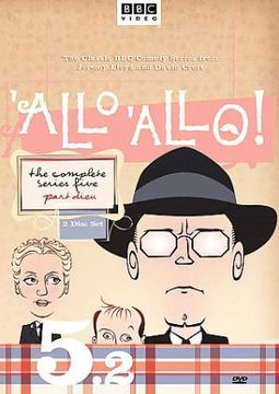 Allo 'Allo! - Complete Series 5, Part 2 (2-DVD)