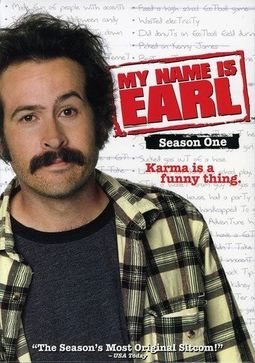 My Name is Earl - Season 1 (4-DVD)