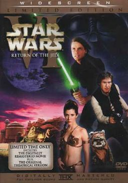 Return of the Jedi (2-DVD Limited Edition,