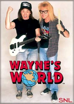 Saturday Night Live - Wayne'S World Photo Magnet