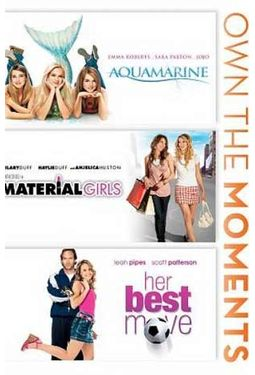 Aquamarine / Material Girls / Her Best Move