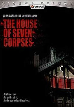 The House of Seven Corpses [Thinpak]