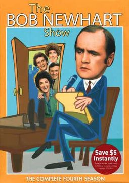 Bob Newhart Show - Complete 4th Season (3-DVD)