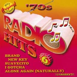 70's Radio Hits, Volume 6