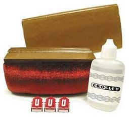 Crosley CK2 Record Cleaning Kit with NP1 Needles