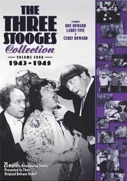 The Three Stooges - Collection, Volume 4: