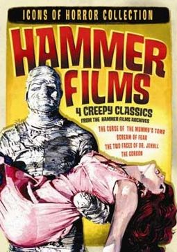Hammer Films: Icons of Horror Collection (The