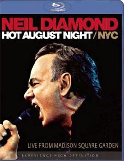 Neil Diamond: Hot August Night / NYC (Blu-ray)