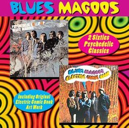 Blues Magoos Psychedelic Lollipop Electric Comic Book