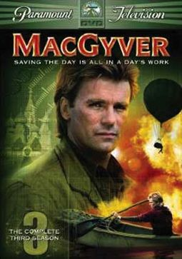MacGyver - Complete 3rd Season (5-DVD)