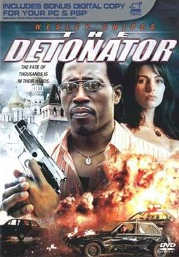The Detonator (Includes Digital Copy)