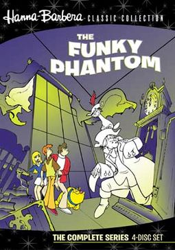 The Funky Phantom - Complete Series