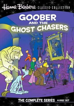 Goober and the Ghost Chasers - Complete Series