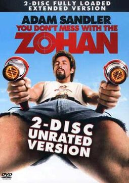 You Don't Mess With The Zohan (Unrated 2-DVD)