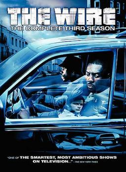 The Wire - Complete 3rd Season (5-DVD)