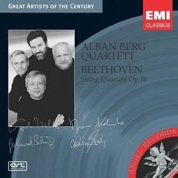 Beethoven: String Quartets, Op. 18 (Great Artists