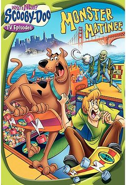 What's New Scooby-Doo? - Volume 6: Monster Matinee