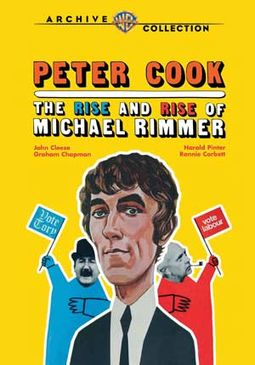 The Rise and Rise of Michael Rimmer (Widescreen)