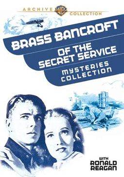 Brass Bancroft of the Secret Service Mysteries