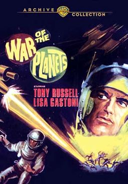 War of the Planets (Widescreen)