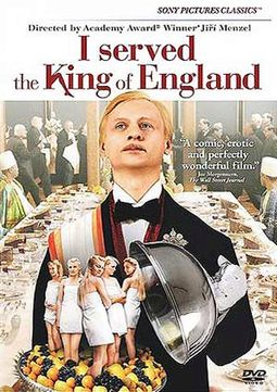 I Served the King of England (Czech, Subtitled in