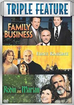 Family Business / First Knight / Robin and Marian