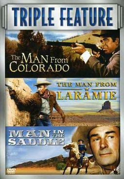 The Man From Colorado / The Man From Laramie /