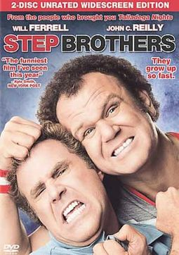 Step Brothers (2-DVD, Unrated)