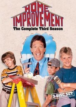 Home Improvement - Complete 3rd Season (3-DVD)