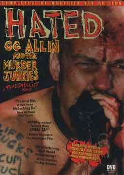 GG Allin - Hated