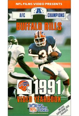 Football - Buffalo Bills: 1991 Video Yearbook