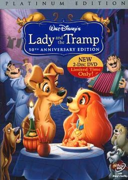 Lady and the Tramp (2-DVD Special Edition)