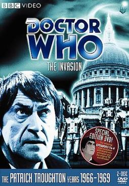 Doctor Who - #046: Invasion (2-DVD)