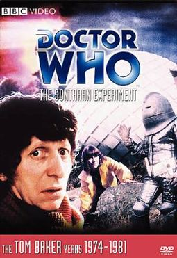 Doctor Who - #077: Sontaran Experiment