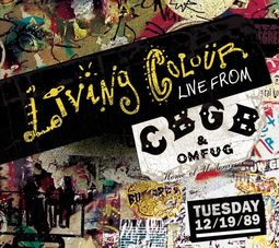 Live At CBGB's Tuesday 12/19/89