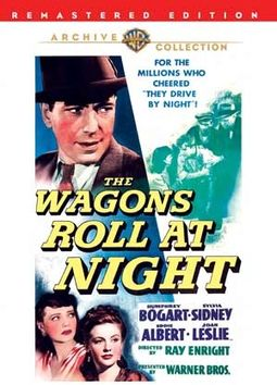 The Wagons Roll at Night (Full Screen)