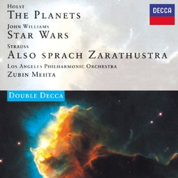 Holst: The Planets / John Williams: Star Wars /