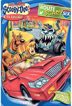 What's New Scooby-Doo? - Volume 9: Route Scary Six